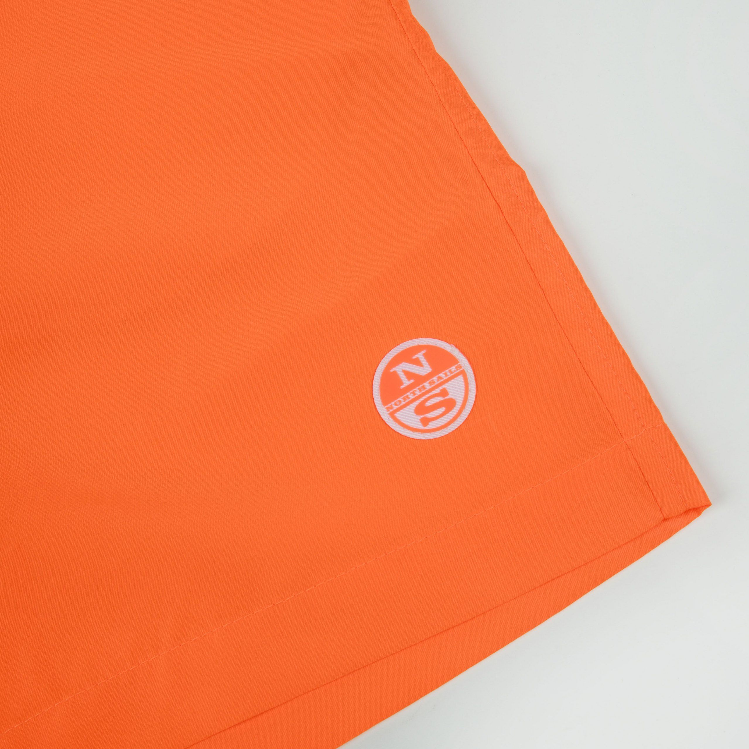 Poloshow North Sails Short Orange Fluo 6734390000555360 4