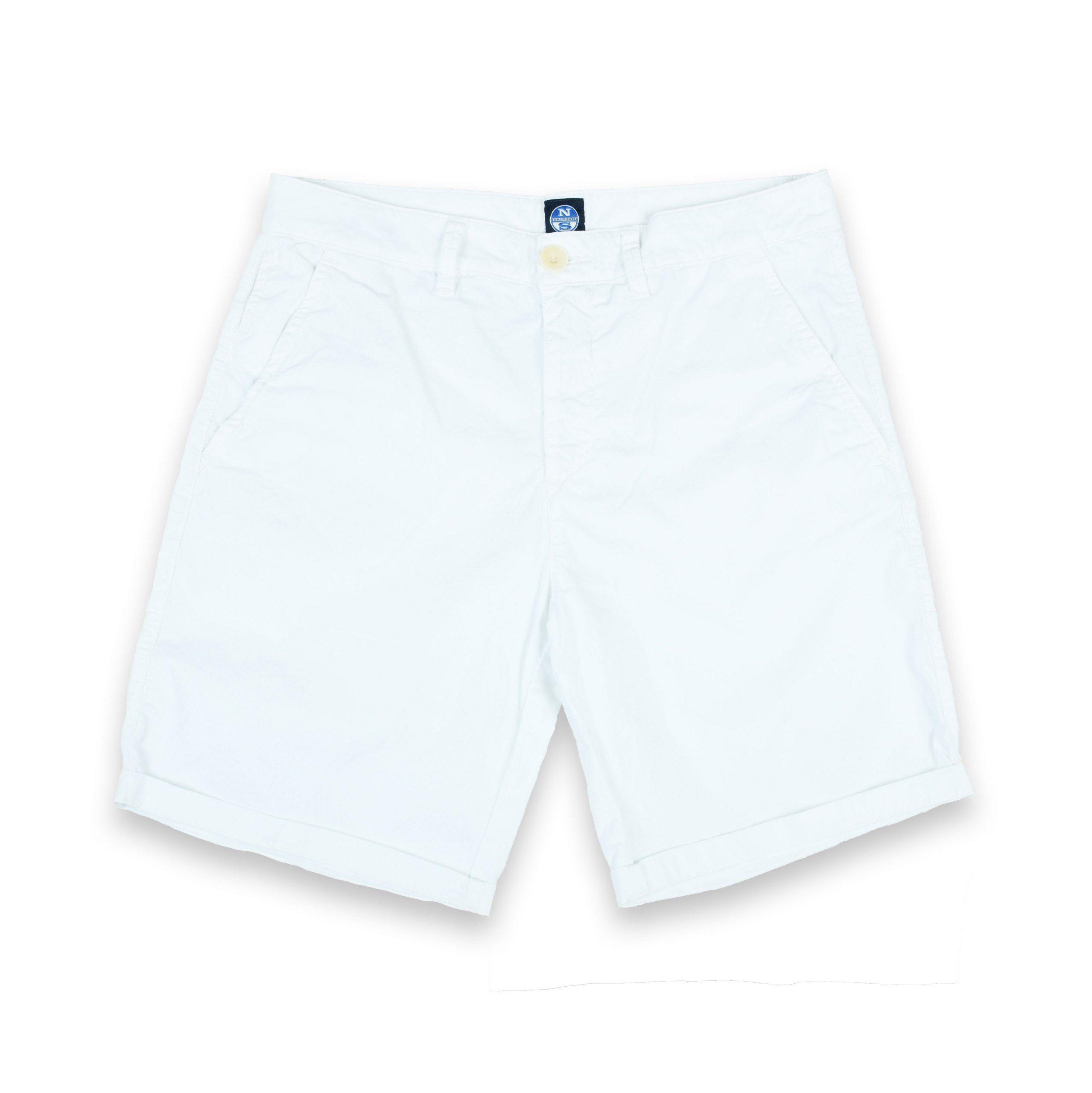 Poloshow North Sails Short White 6727900000101310 1
