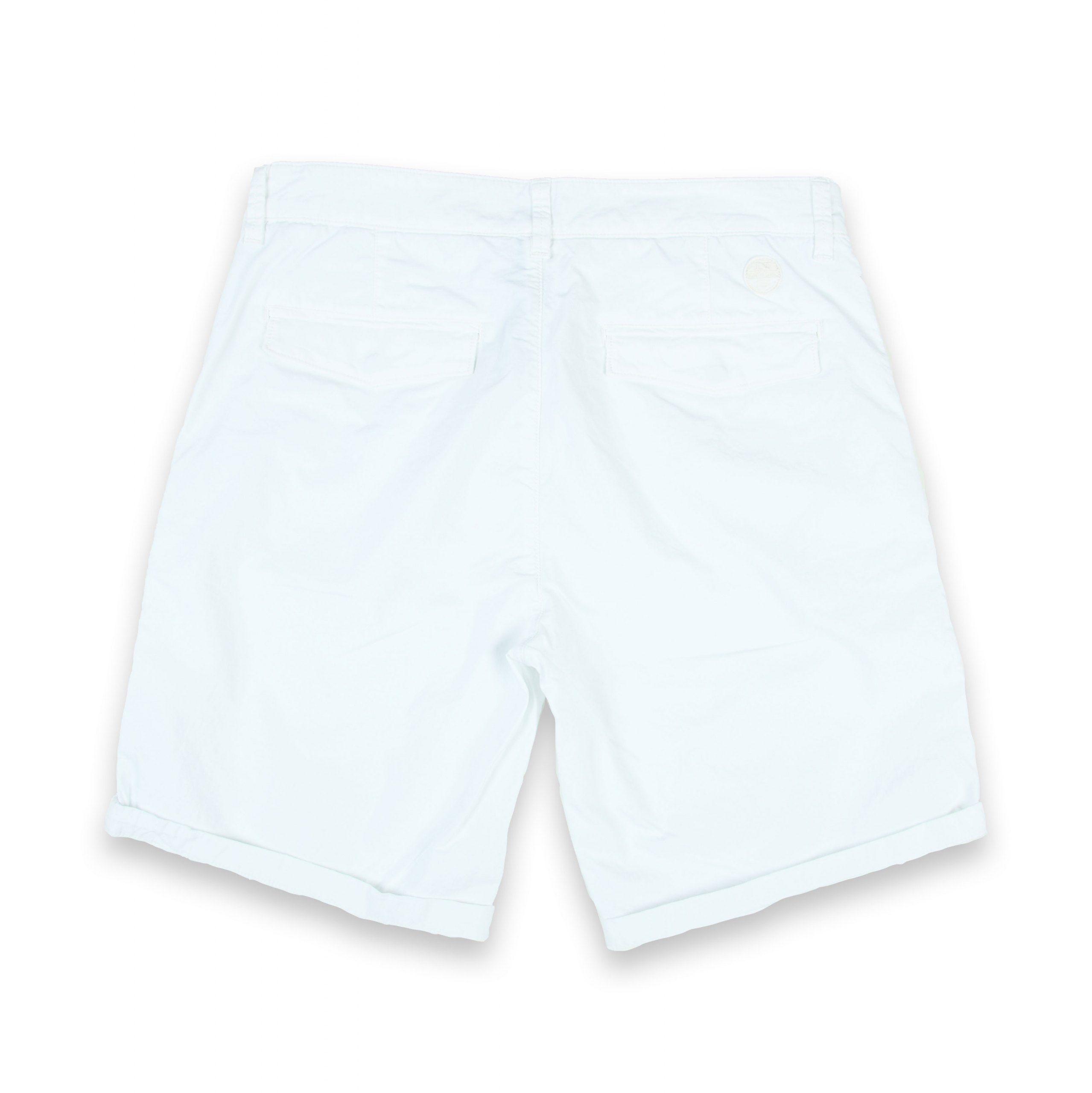Poloshow North Sails Short White 6727900000101310 2
