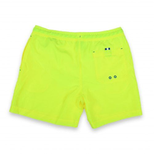 Poloshow North Sails Short Yellow Fluo 6734390000554320 2