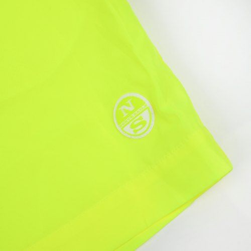 Poloshow North Sails Short Yellow Fluo 6734390000554320 4